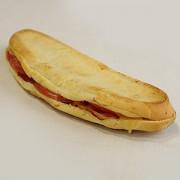 パニーニ(ベーコン&トマト)